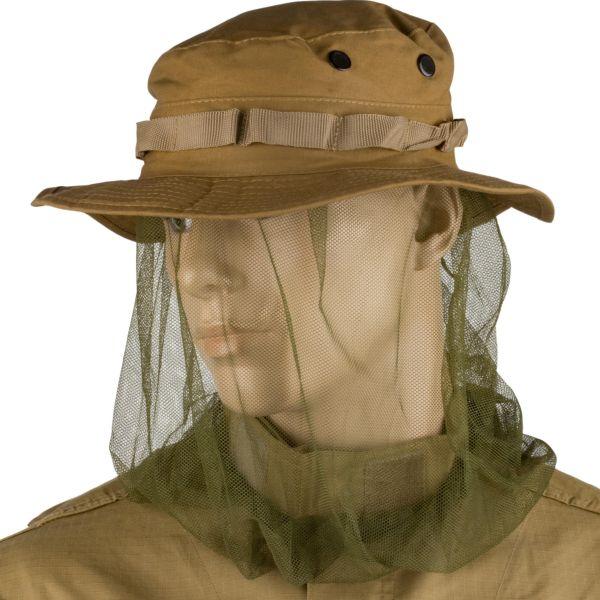 Red anti- mosquito para la cabeza