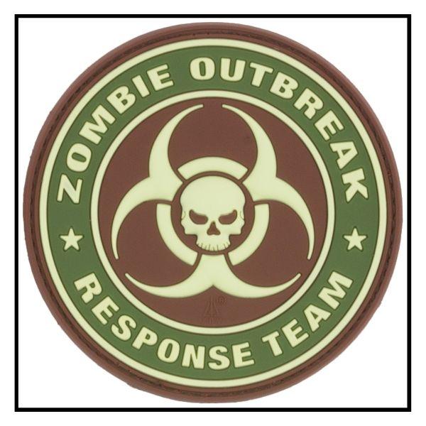 Parche - 3D Zombie Outbreak Response Team multicam