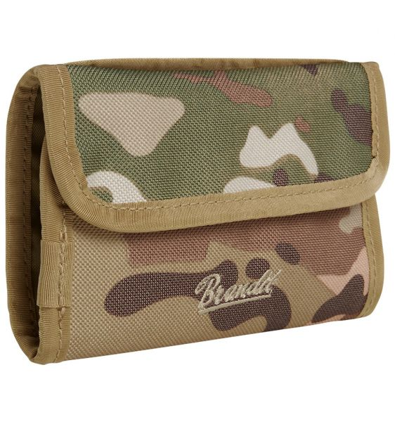 Brandit Billetera Wallet Two tactical camo