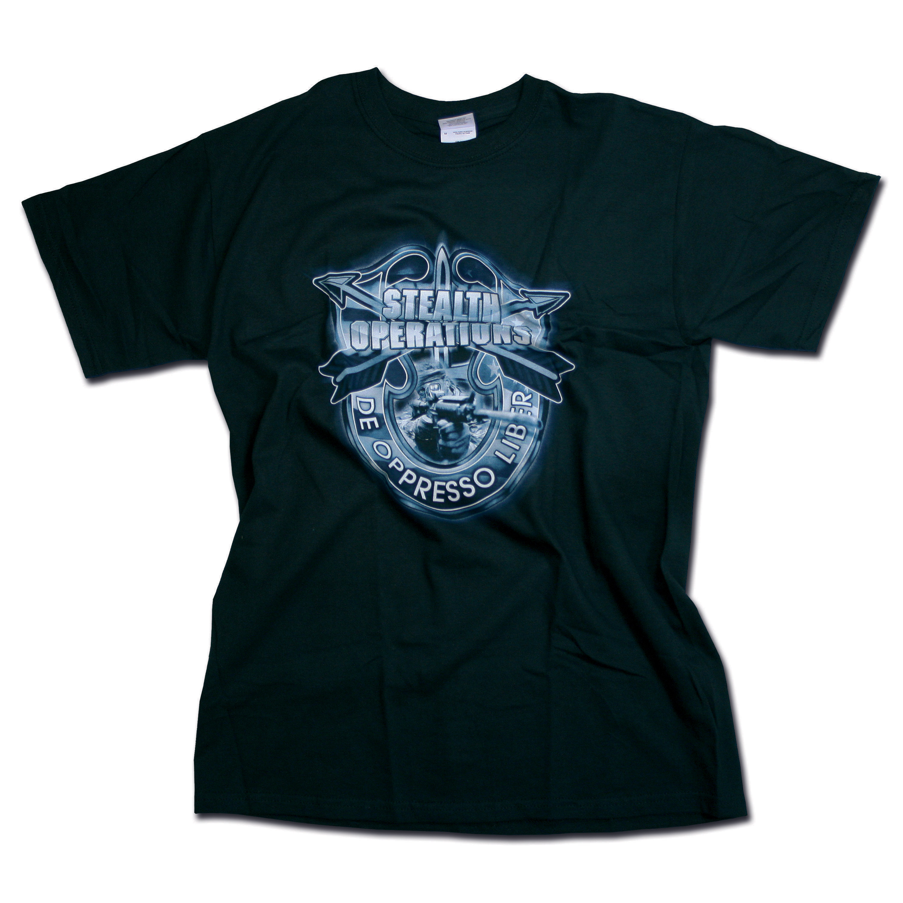 Camiseta Mil-Pictures Stealth Operations