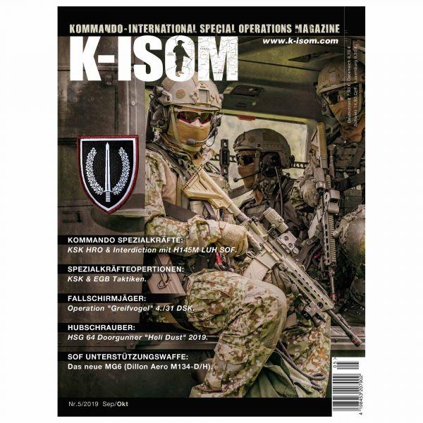 Revista Kommando K-ISOM edición 05-2019