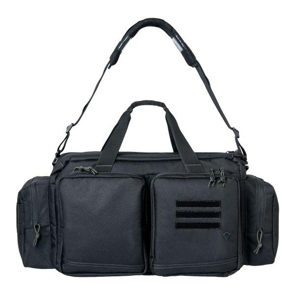 Bolsa bandolera First Tactical Recoil Range Bag negra