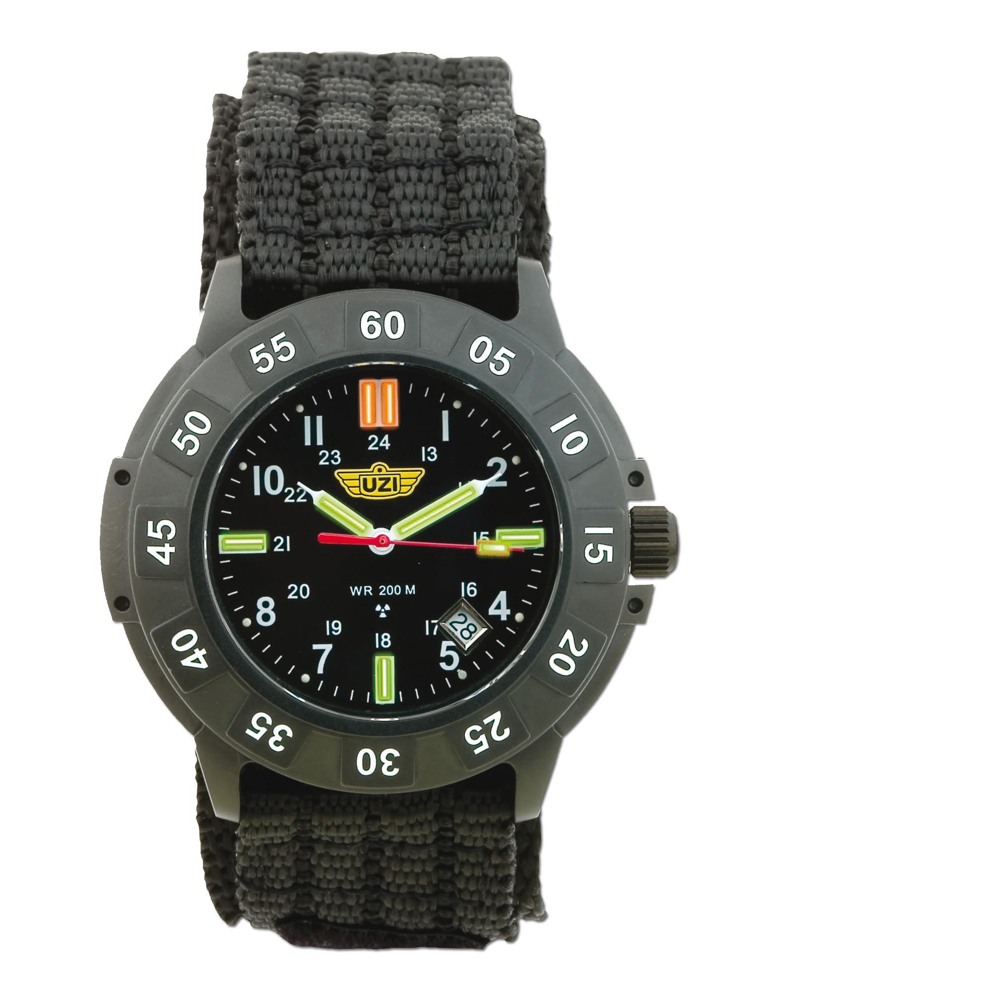 Reloj UZI Protector 001-N