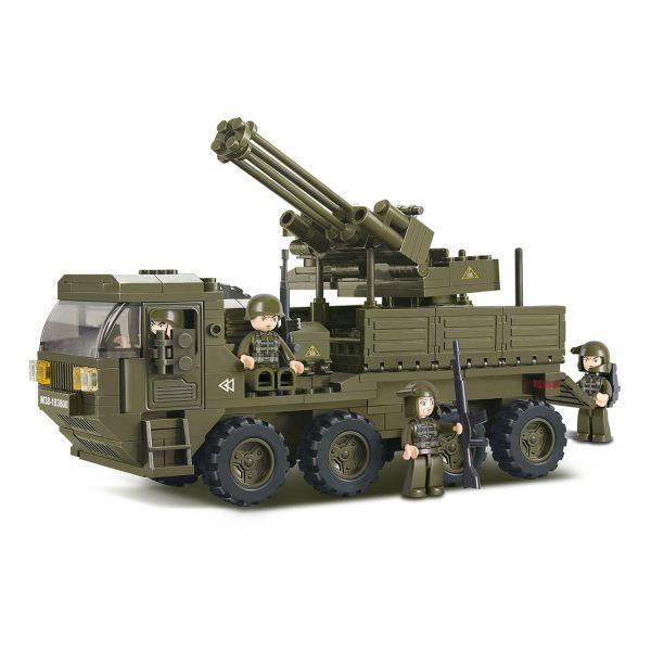 Sluban transporte vehículos pesados M38-B0302