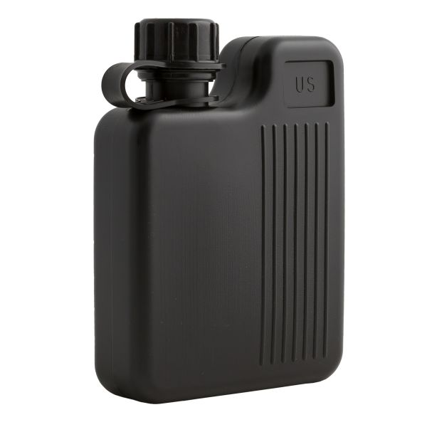 Cantimplora Backpack Canteen 1 L negra
