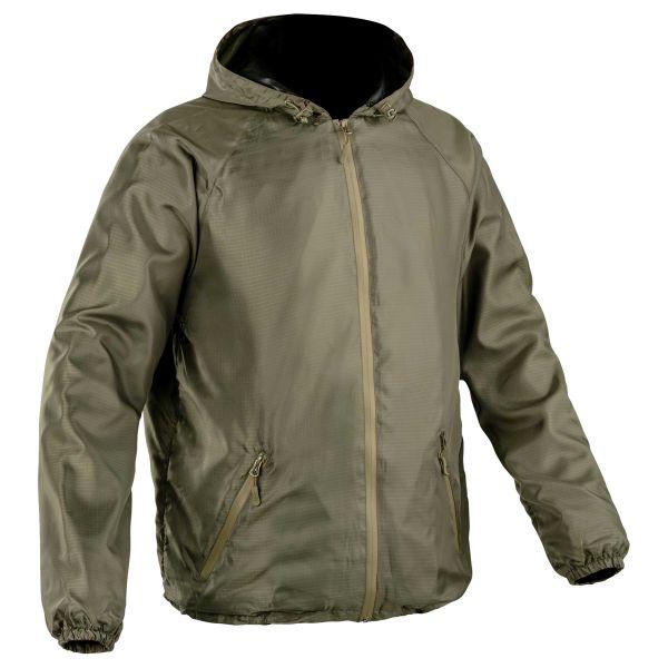 TOE Concep chaqueta para lluvia Ultra-Light oliva