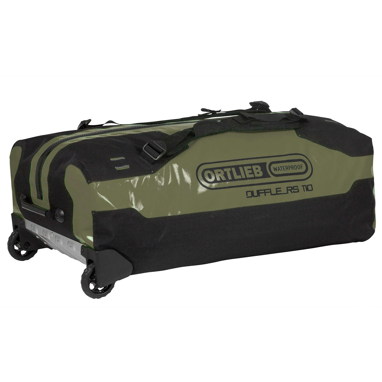Bolsa de transporte Ortlieb Duffle RS 110 litros verde oliva