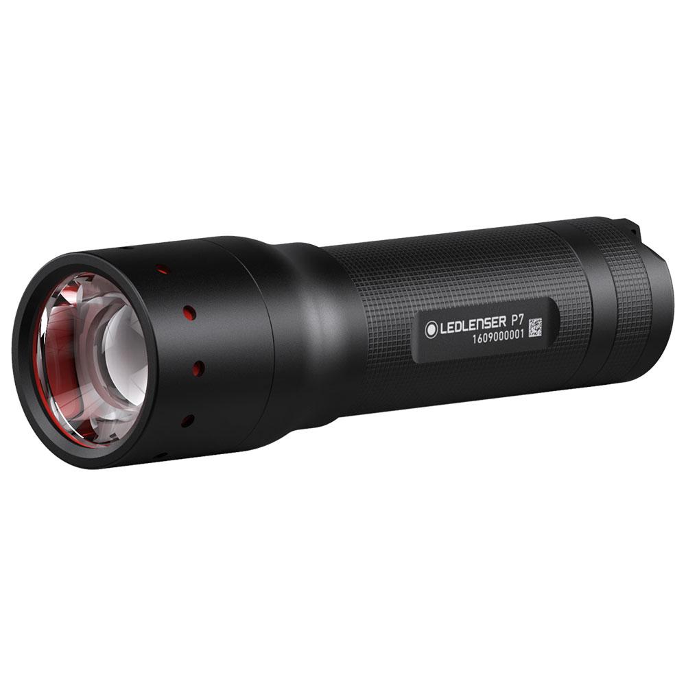 Linterna LED Lenser P7 Version 2017