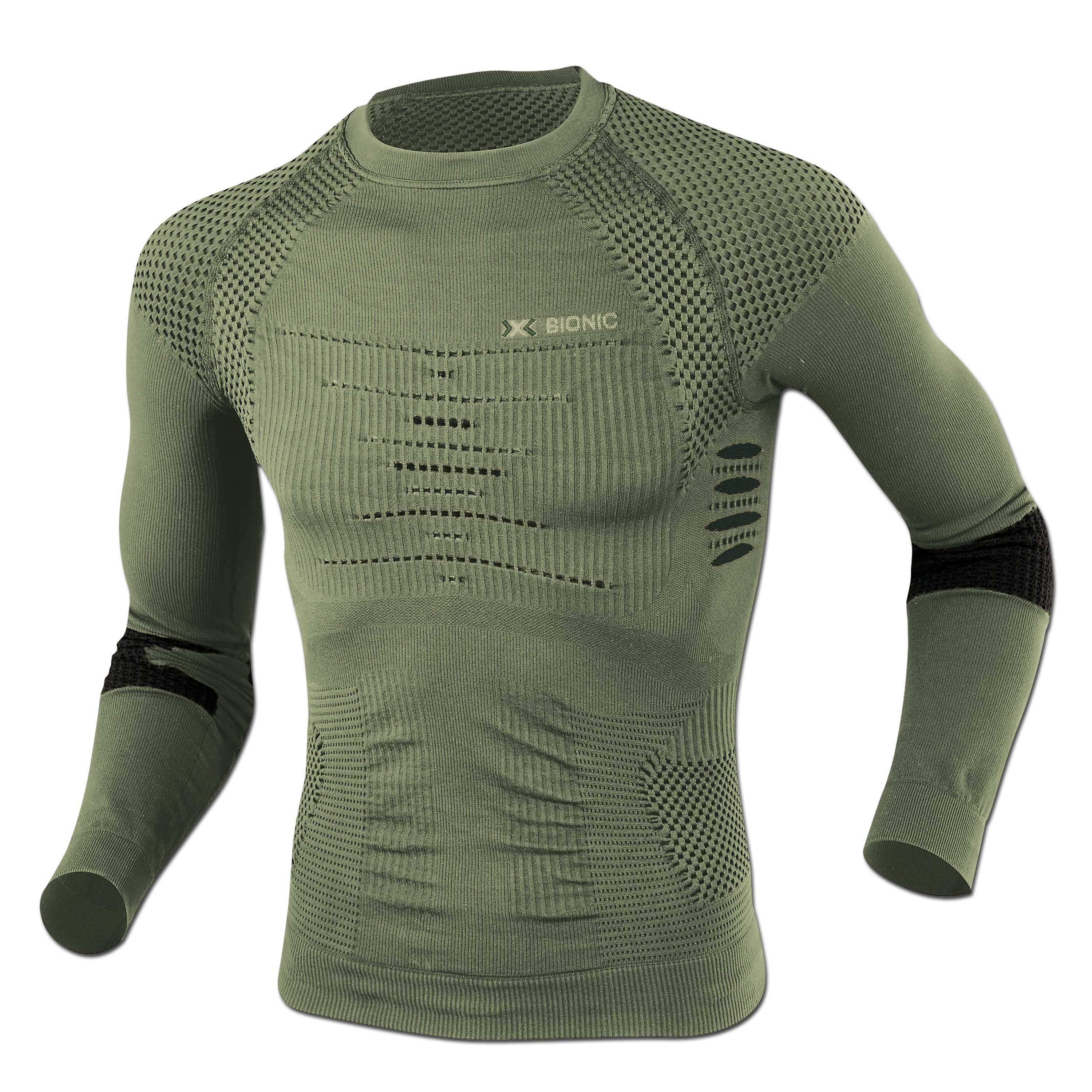 Camiseta X-Bionic Combat Long Sleeves