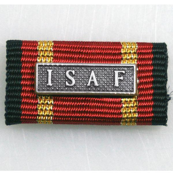 Medalla al servicio ISAF bronce
