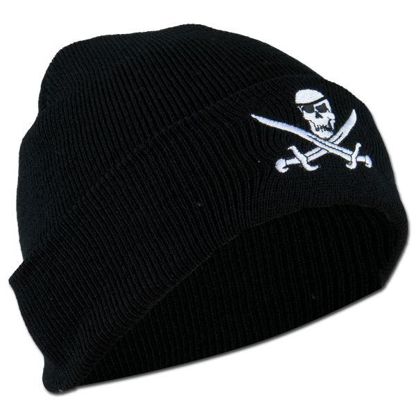 Gorro enrollable pirata