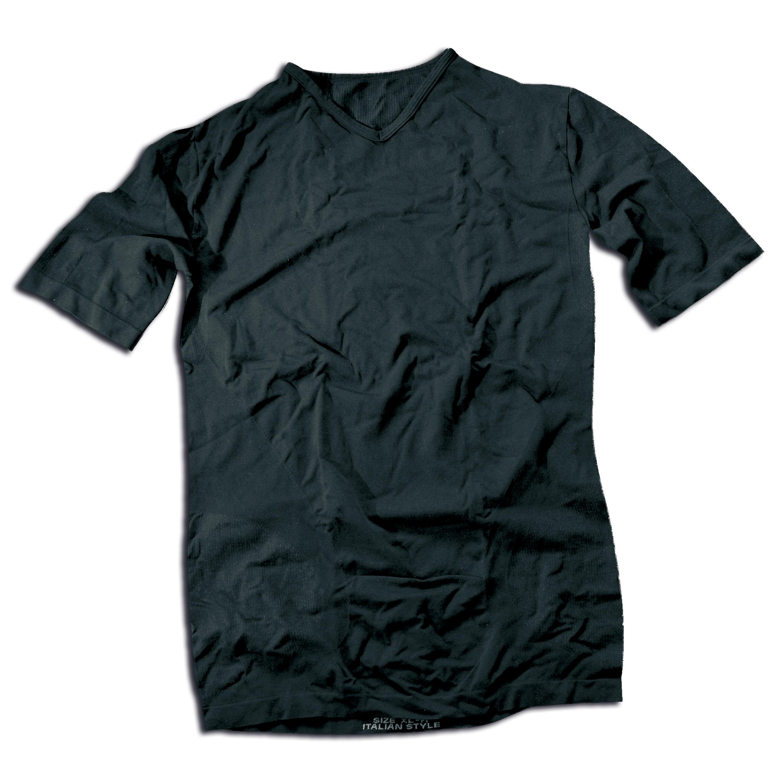 Camping La Manga For Sale: Camiseta Manga Corta TESS Negra