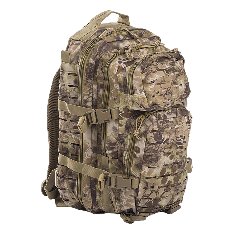 Mochila US Assault Pack SM Laser Cut mandra tan