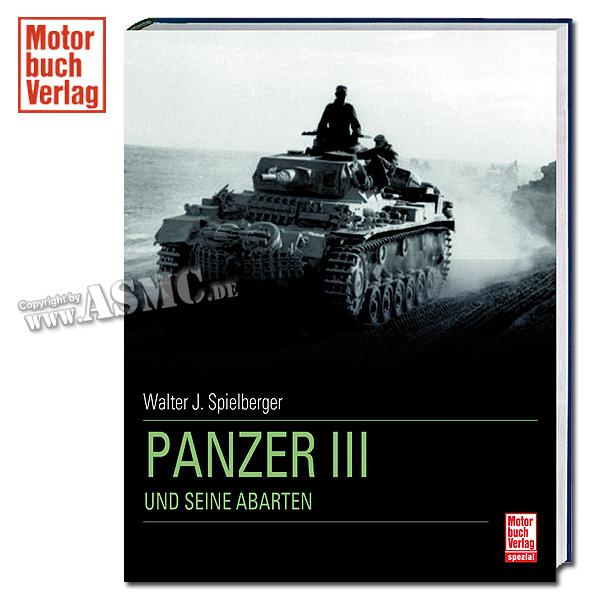 Libro Panzer III und seine Abarten