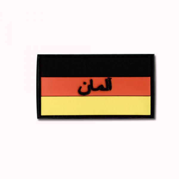 Parche 3D Alemania persa