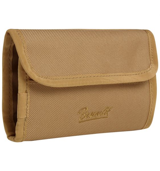 Brandit Billetera Wallet Two camel