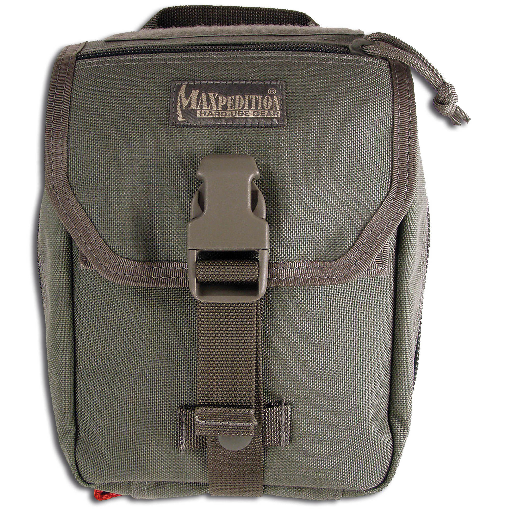 Maxpedition estuche F.I.G.H.T. Medical Pouch foliage