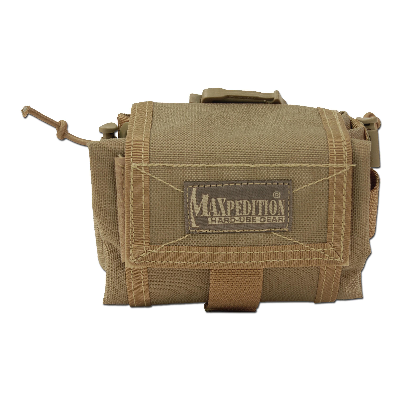 Bolsa para cinturón Maxpedition Mini Rollypoly caqui