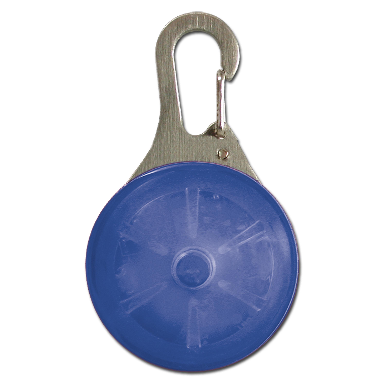 Fuente de luz Nite Ize SpotLit azul