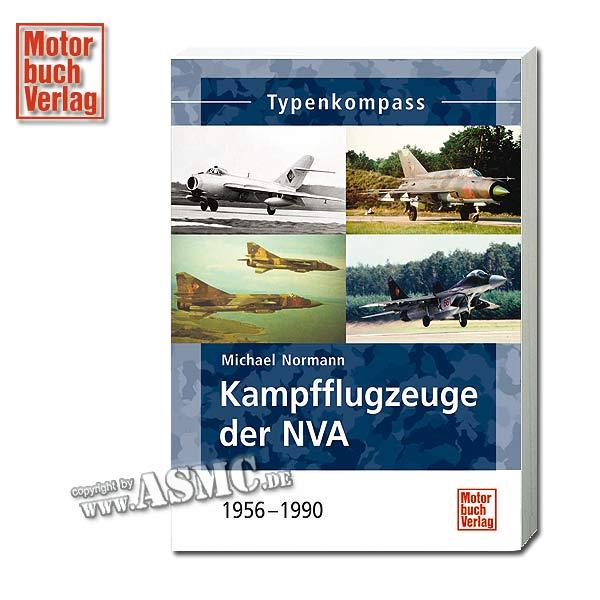 Libro Kampfflugzeuge der NVA 1956 -1990