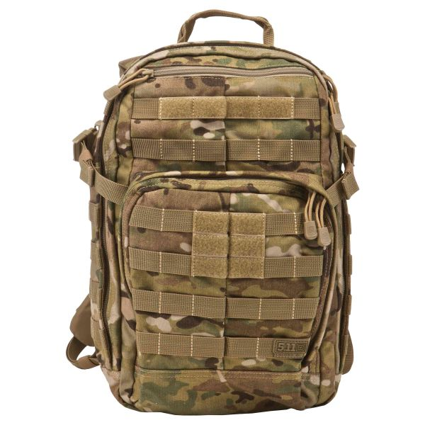 5.11 Mochila Rush 12 Backpack multicam