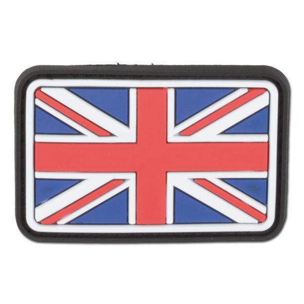 Parche-3D Gran Bretaña fullcolor pequeño