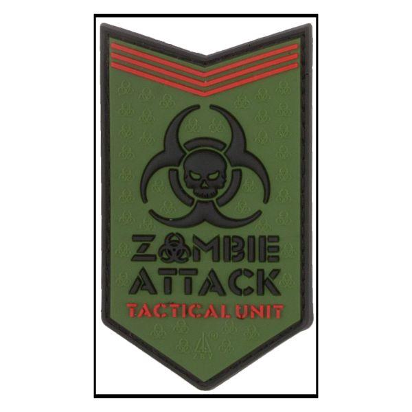 Parche - 3D Zombie Attack forest