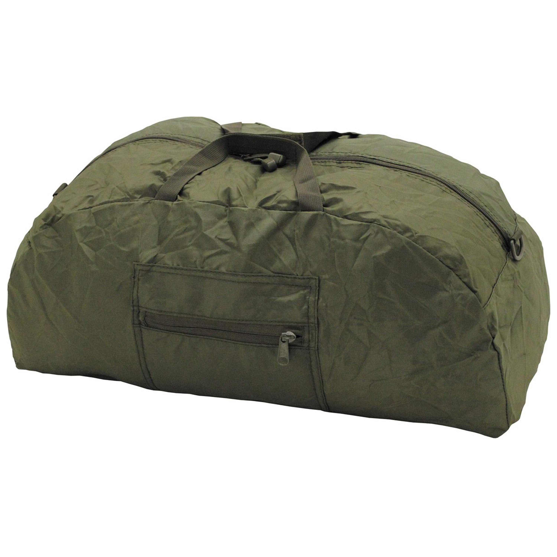 Fox Outdoor Bolsa para ropa abatible verde oliva