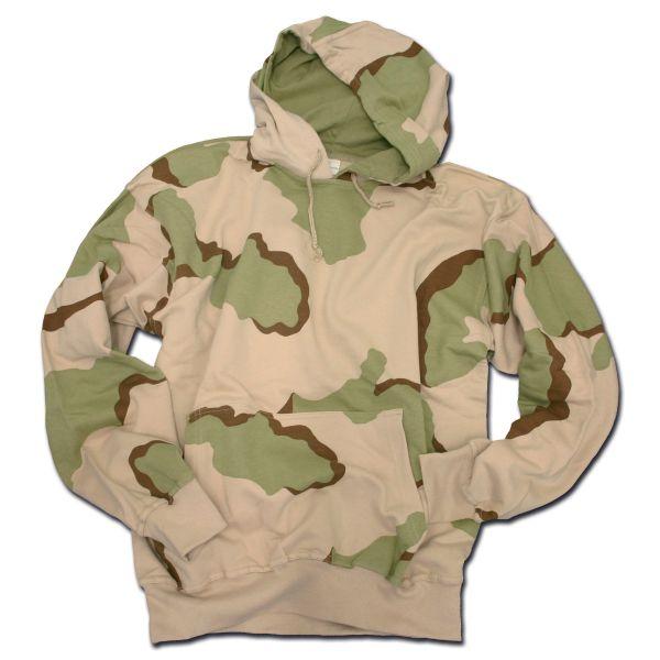 Hood Sweatshirt desert 3-colores