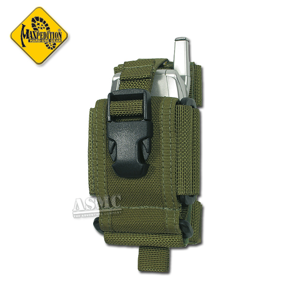 Maxpedition CP-M Radio verde oliva