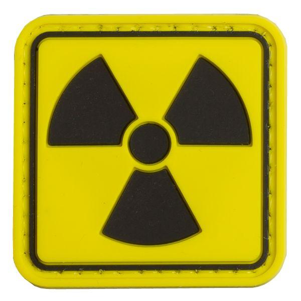 Parche - 3D TAP radioactivo fullcolor