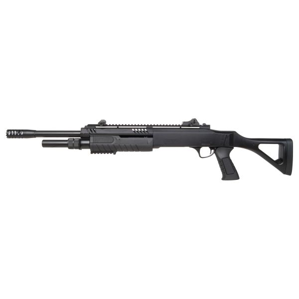 """Fabarm Airsoft STF12 18"""" 0.6 J muelle tan"""