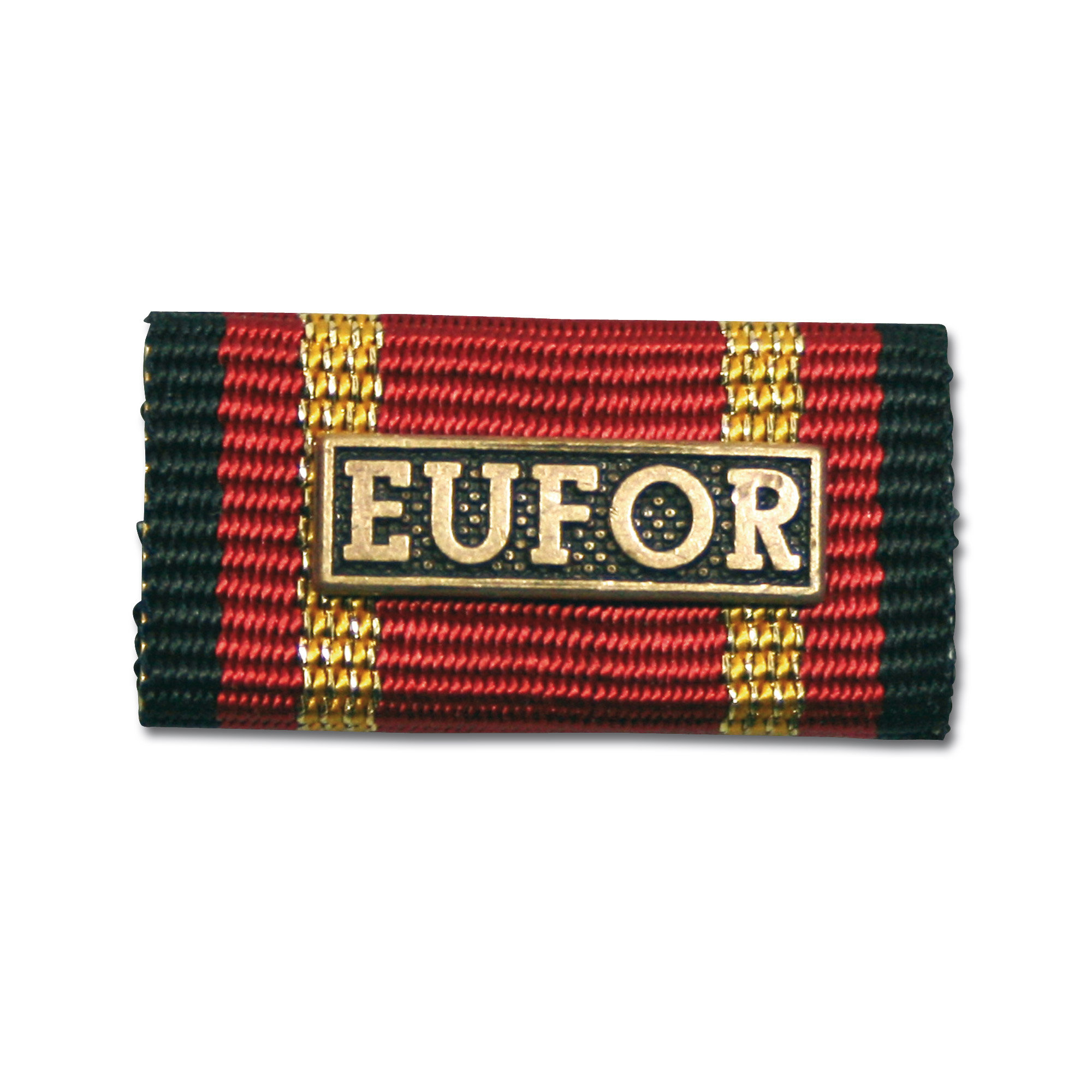 Medalla al servicio EUFOR bronce