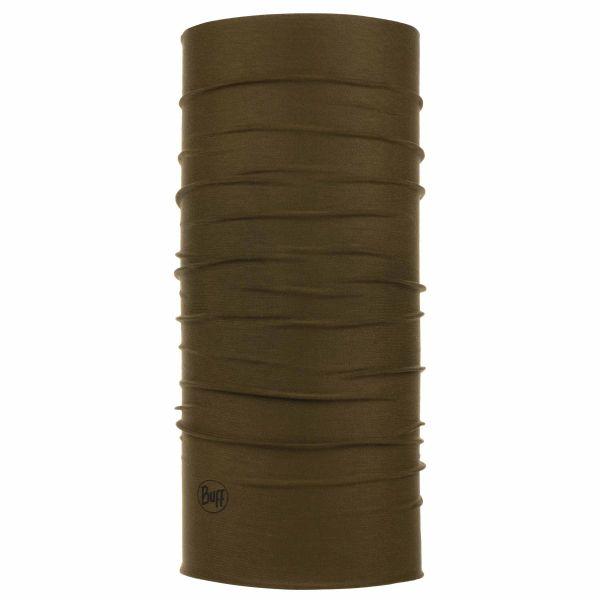 Paño tubular Buff Coolnet UV Insect Shield solid military