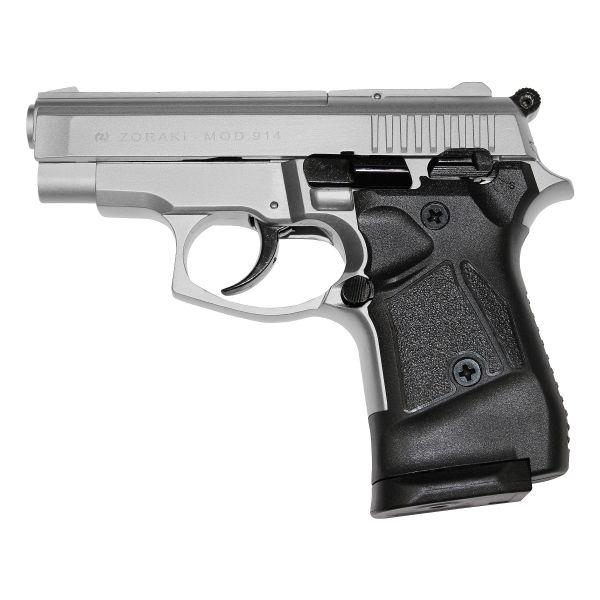 Pistola Zoraki 914 cromada