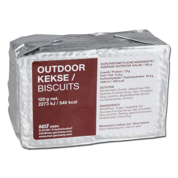Galletas Outdoor 125 g
