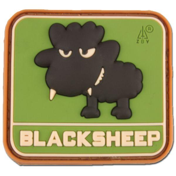"Parche 3D BlackSheep ""oveja negra"" multicam pequeño"