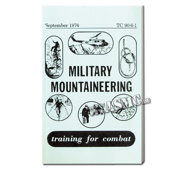 Libro Military Mountaineering