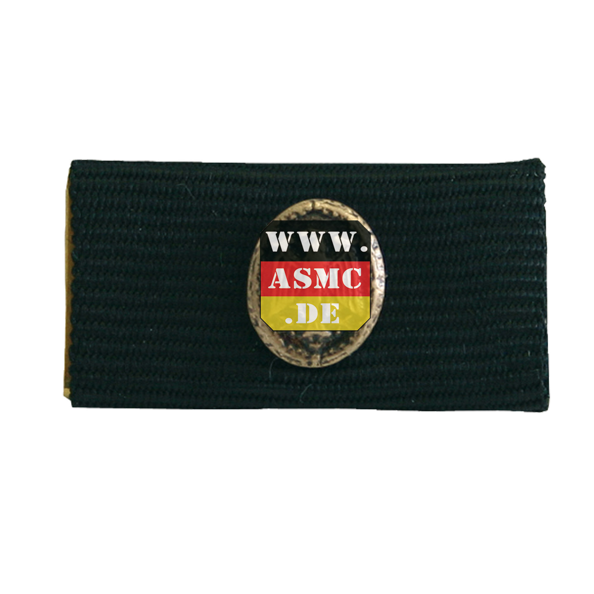 Condecoración BW distinción de servicio bronce/negro