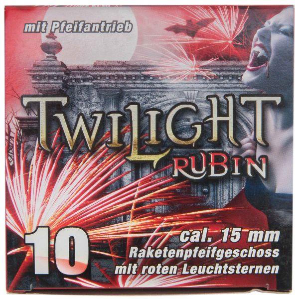 Fuegos artificiales Twillight Rubin