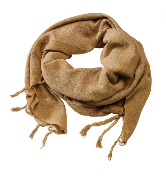 Brandit pañuelo Shemag Scarf camel