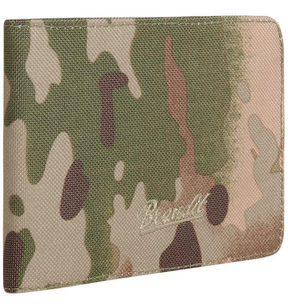 Brandit Billetera Wallet Four tactical camo