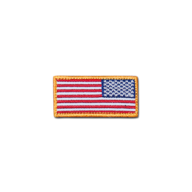 Parche MilSpecMonkey US Flag Mini Rev a colores