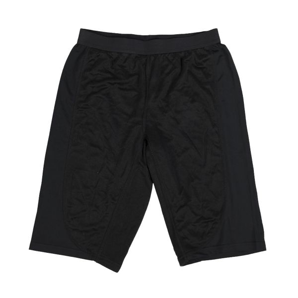 Short Bóxer británico con doble tela negro semi-nuevo