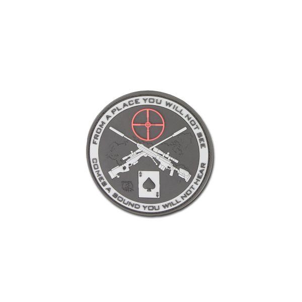 Parche 3D Sniper swat