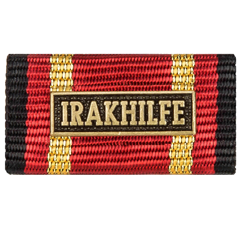 Medalla al servicio IRAKHILFE bronce