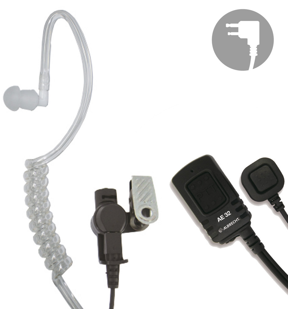 Midland Security Headset AE 32