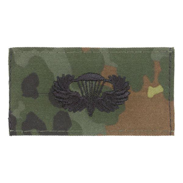 Insignia textil paracaidista Springer US flecktarn