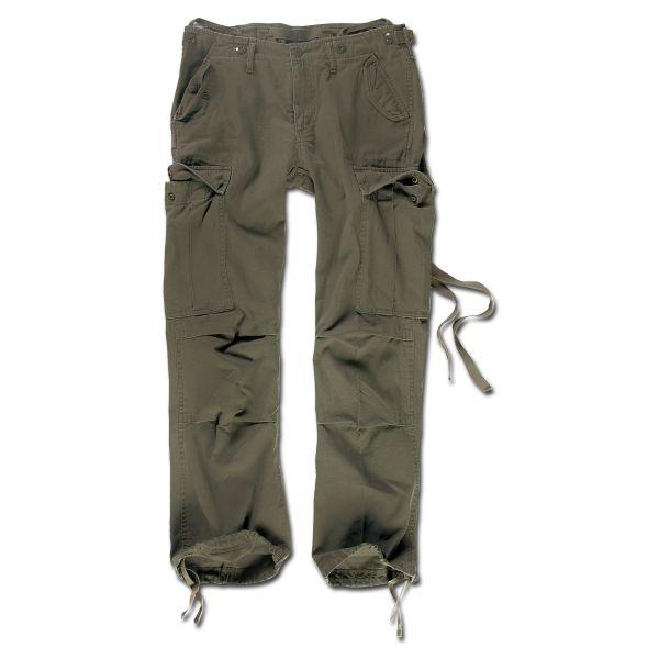 Pantalón Brandit M65 Ladies verde oliva