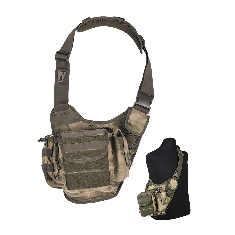 Bolsa Sling Bag multifunction MIL-TACS FG